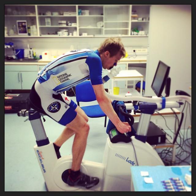 Triallan - VO2-makstest - Laktattest - NIH - Forskning - Norges idrettshøgskole - Trinordic - Specialized