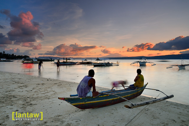 Cagbalete: Sunset Watchers