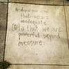 Inspiring sidewalk in #BernalHeights #bernalwood