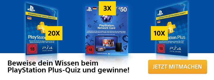 PS+ Quiz CTA