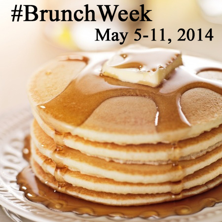 Brunch Week Kickoff and Giveaway!