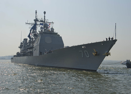USS Lake Erie completes western Pacific deployment