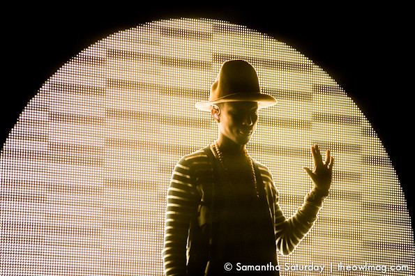 Pharrell Williams @ Coachella 2014 Weekend 2 - Saturday