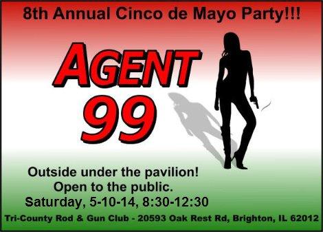Agent 99 5-10-14