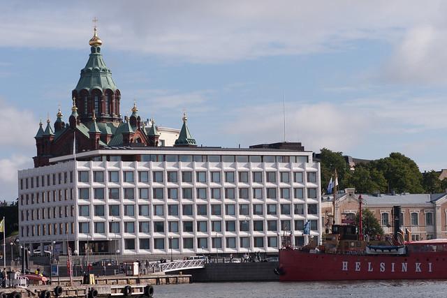 Edificio Stora-Enso por Alvar Aalto