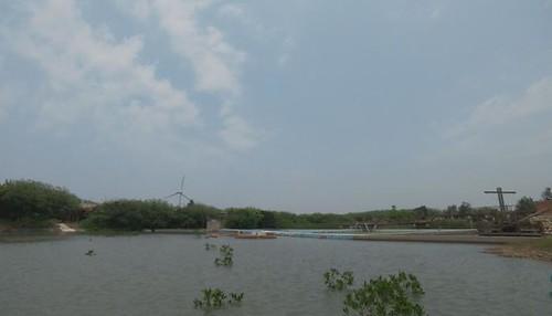 台中市大安區計畫建設媽祖園區