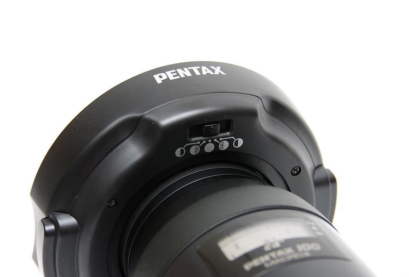 環閃 - PENTAX AF160FC- 開箱文