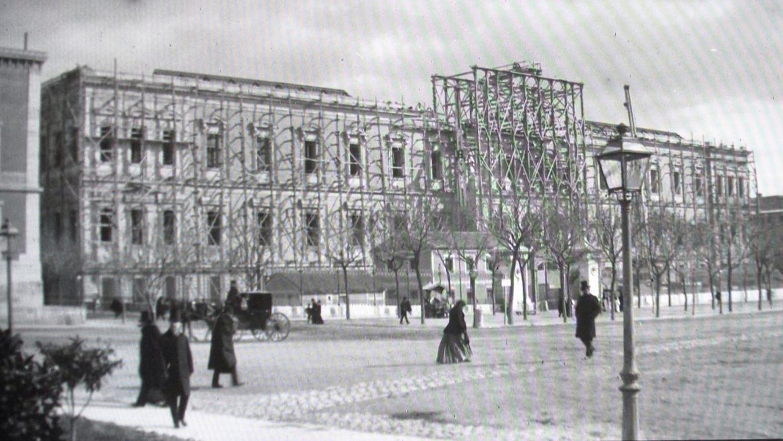 museo arqueologico nacional_man_madrid_20 años su construccion