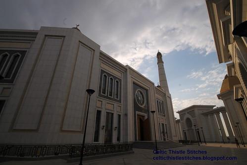 Ashgabat Kipchak Mosque