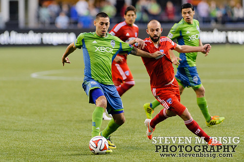 MLS: FC Dallas at Seattle Sounders