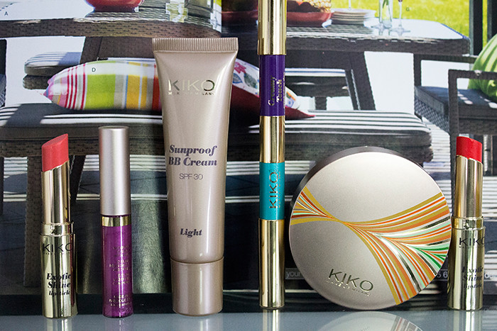 KIKO Life in Rio Collection