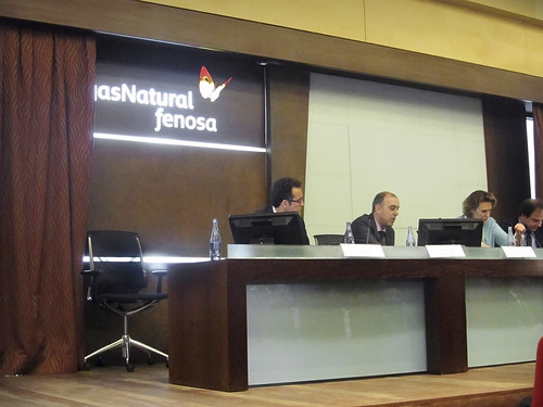 EMTE participates in a conference on Occupational Risk Prevention organised by Gas Natural Fenosa