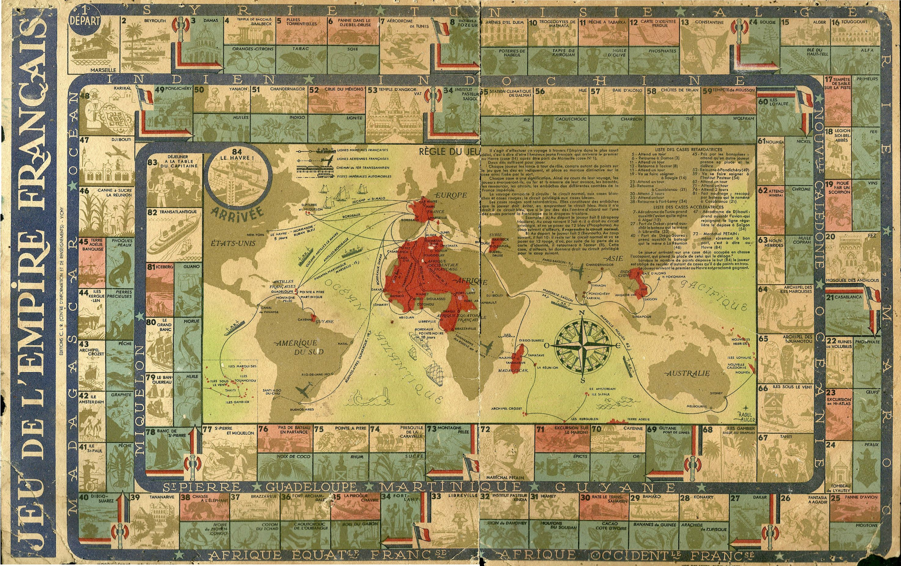 Afternoon map french colonialism the game game download the board gumiabroncs Image collections
