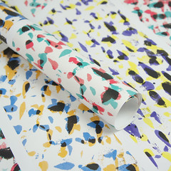 Opal Wrapping Paper Sheets by Claudia Owen 2