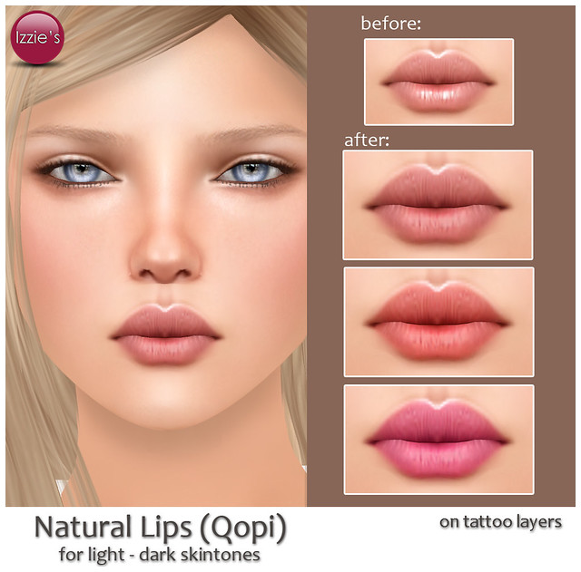 Natural Lips (Qopi)