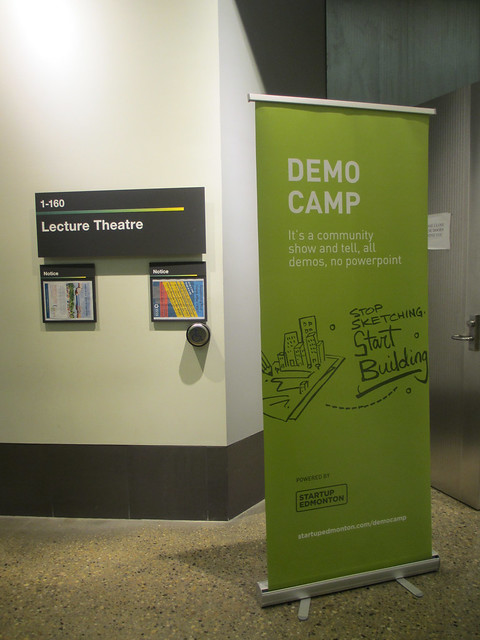 DemoCamp Edmonton 27