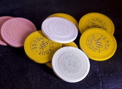 Lookout House Poker Chips