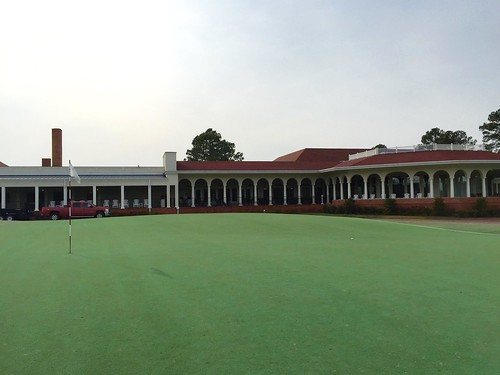 Pinehurst No. 2 - 18th Green