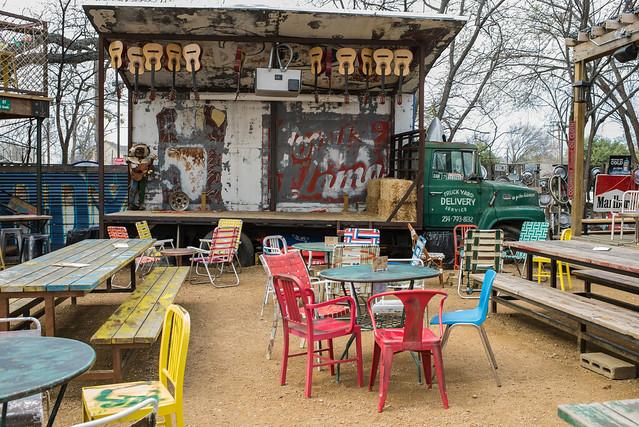 Truckyard On Lower Greenville Flickr Photo Sharing
