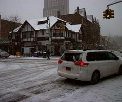 Neighborhood Snowstorm
