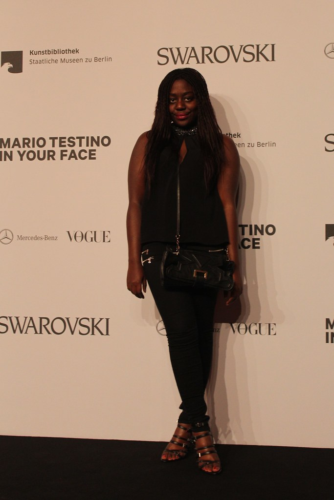 mario testino in your face Lois Opoku lisforlois