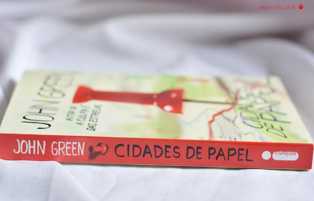 Cidades de Papel, John Green