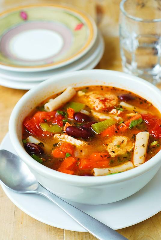 chicken soup recipe, pasta soup recipe, vegetable soup recipe