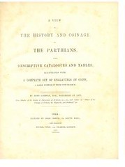 The History and Coinage of the Parthians