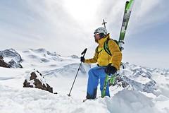 K2 skitouring a freeride