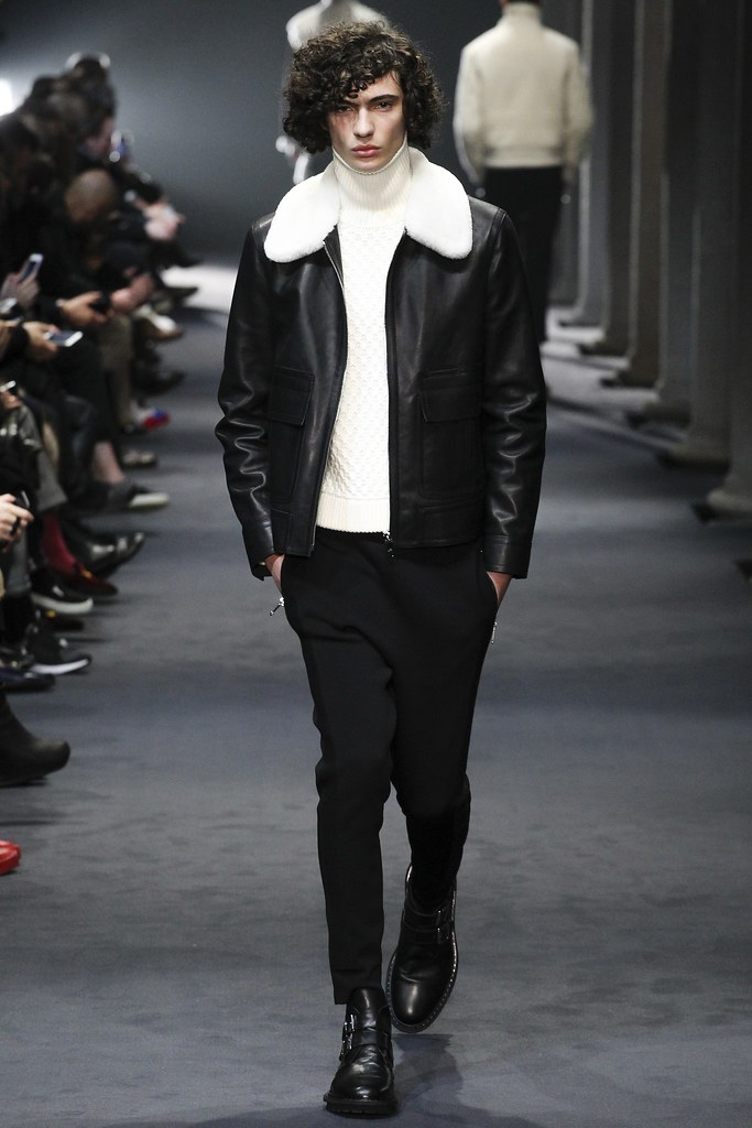 FW15 Milan Neil Barrett016_Piero Mendez(VOGUE)