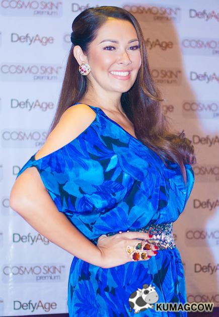 Ruffa Gutierrez for Cosmo Skin