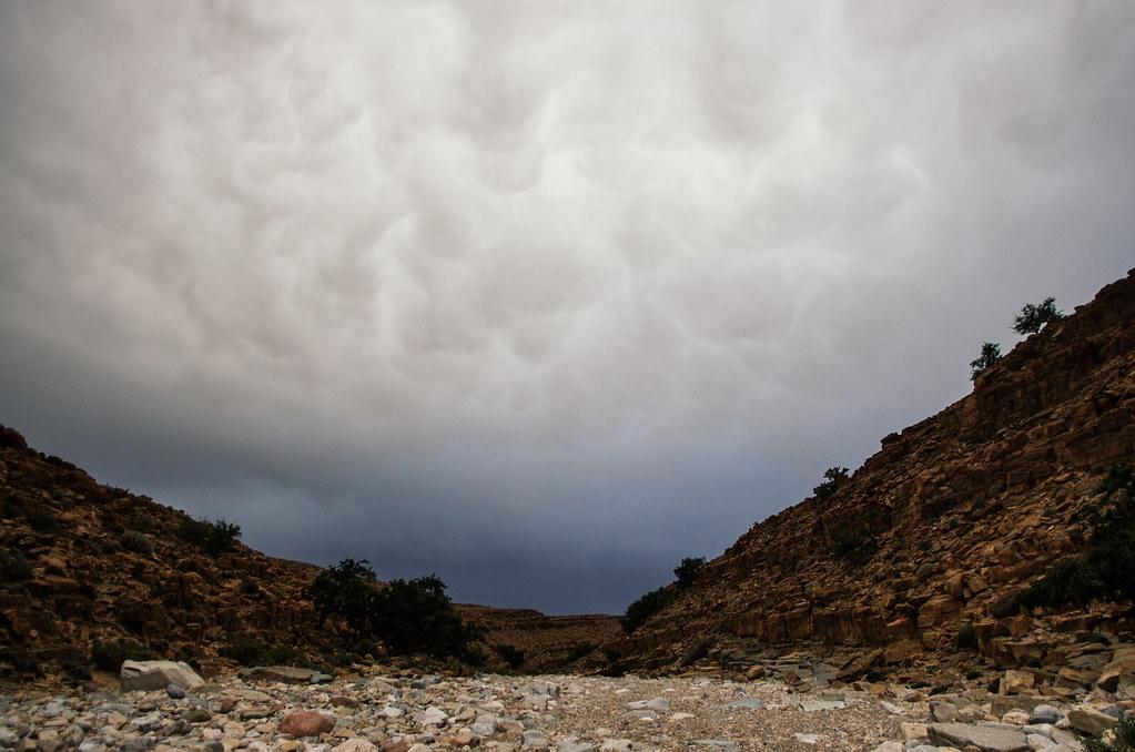Trek sans guide au Maroc - 5 jours dans l'anti-Atlas - La menace