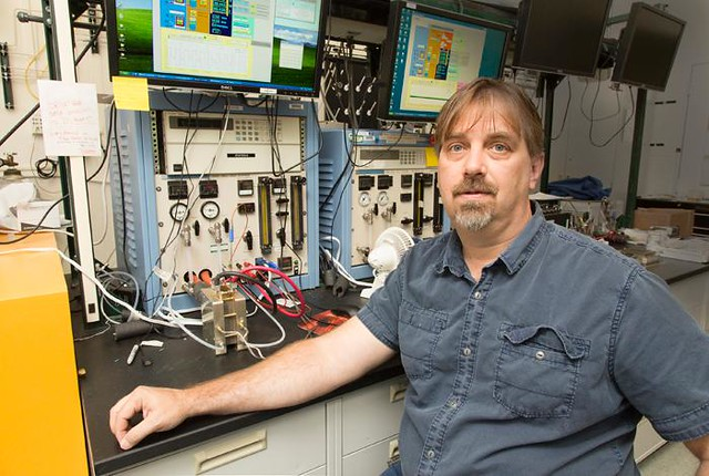 Borup wins Electrochemical Society Award