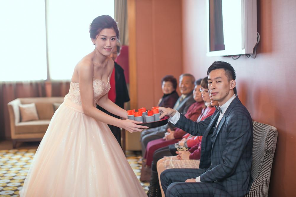 20141220耐斯王子大飯店婚禮記錄 (161)