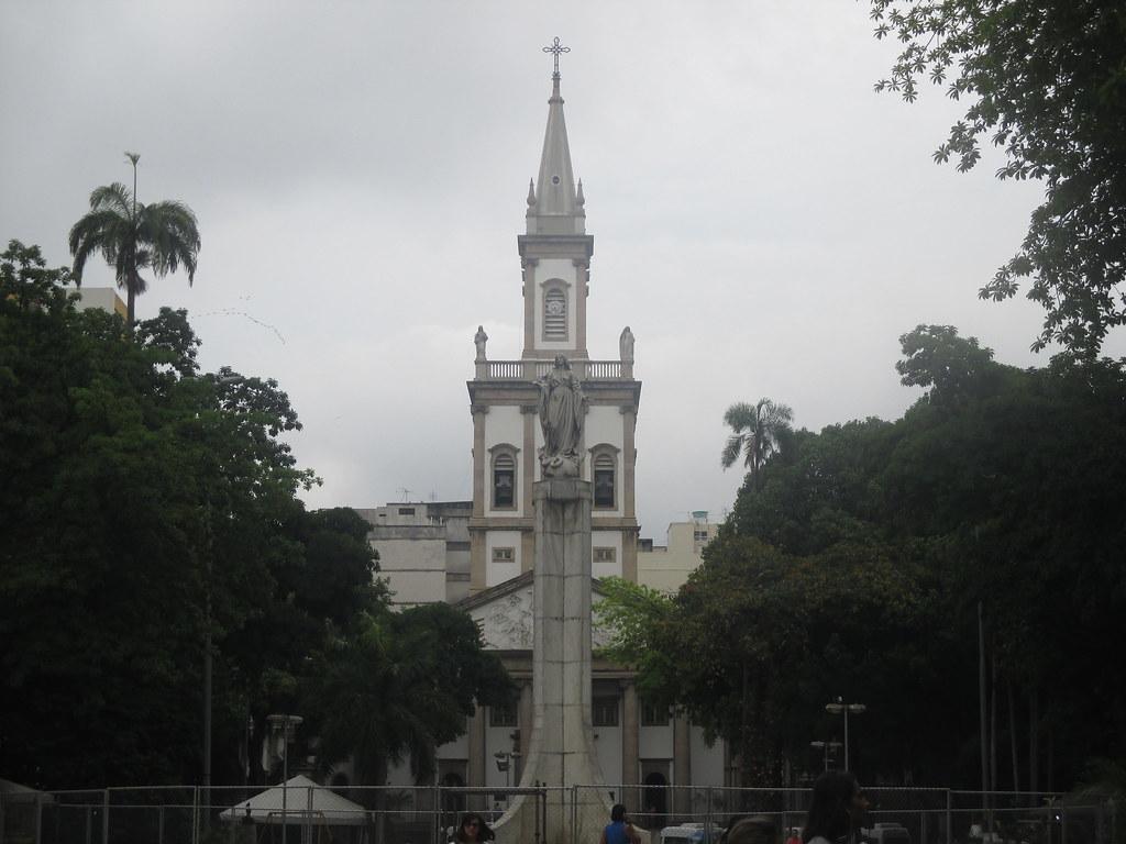 Eglise Nossa Senhora da Glória do Largo do Machado