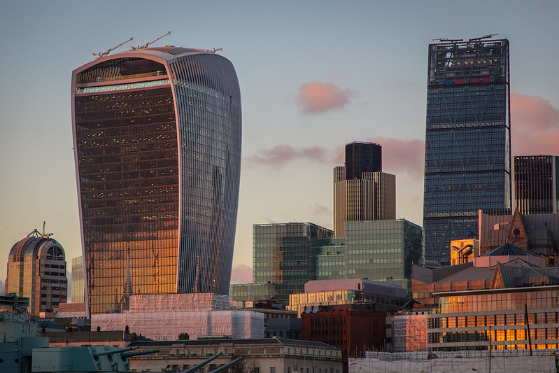 20 Fenchurch Street | Walkie Talkie