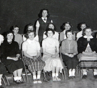 maryrose and class of young women 2