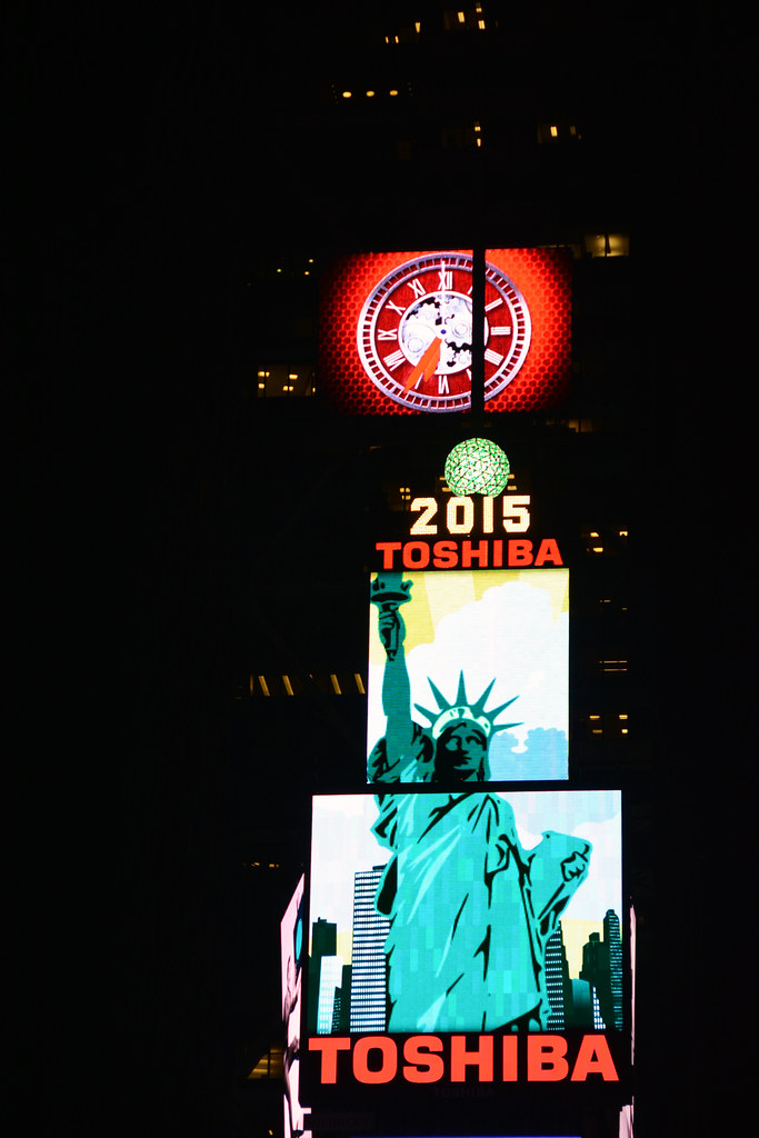 Nyc New Year Eve