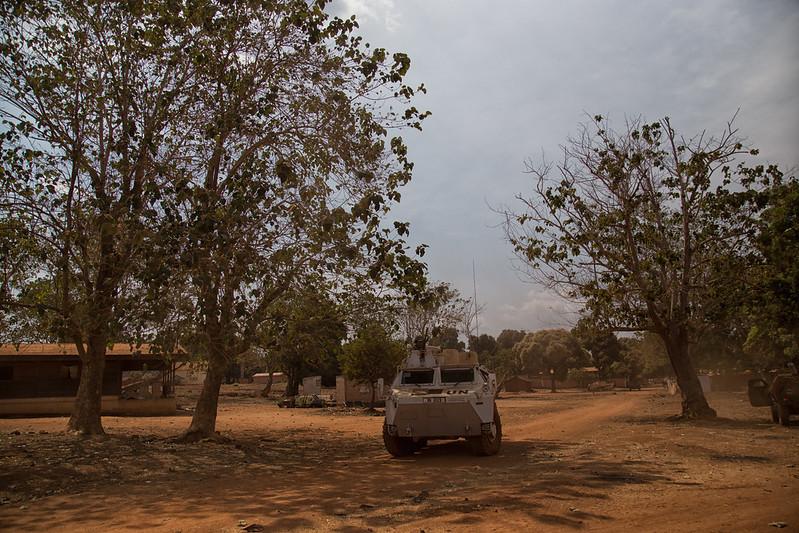 Maintien de la paix dans le monde - Les FAR en République Centrafricaine - RCA (MINUSCA) - Page 2 16493461416_8230c743ac_c