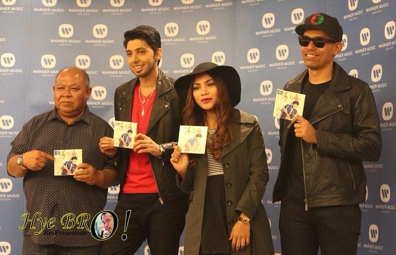 Pelancaran Album Romantik Elektik Jay Walia Warner Music Malaysia