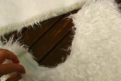 Tuto couture - bouillotte en graines de lin pour les cervicales - Etape 22