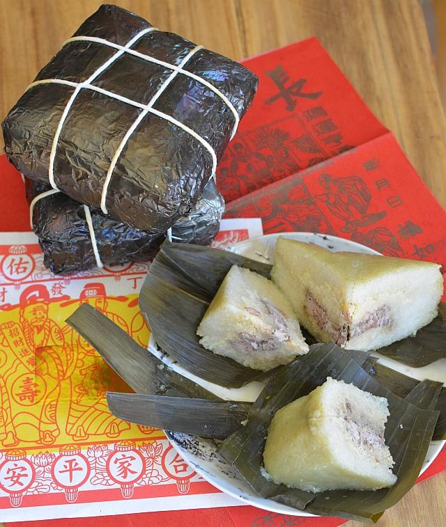 How to make Banh Chung Vietnamese Tet Rice Cakes | Flickr - Photo ...