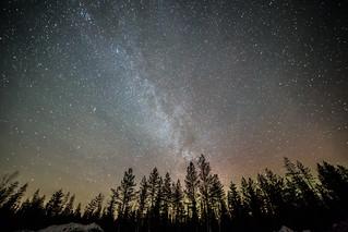 Milky Way goodness