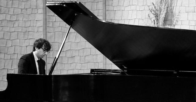 CONCIERTO DE JOSÉ MARÍA VILLEGAS, PIANO - AUDITORIO ÁNGEL BARJA - 19 FEBRERO´15 LEÓN