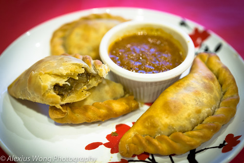 Fattaya - Minced Beef Pastries
