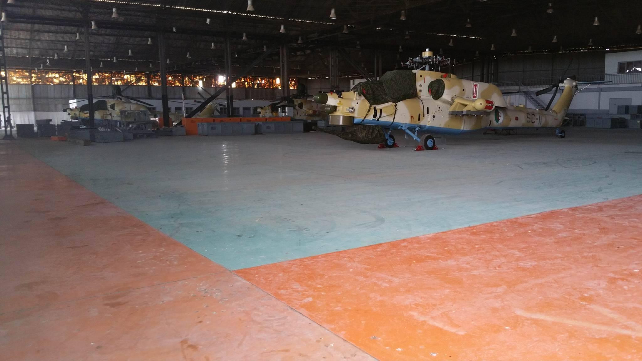الجزائر تستلم دفعات 42 مروحيات الصياد الليلي [ Mi-28NE/UB ]  26848751264_6b02f7abf7_o