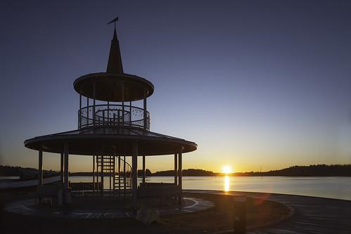 sunrise canon suomi landscape 5d lappeenranta 2470mm