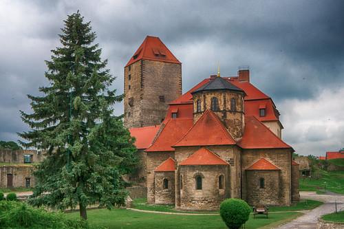 Burg Querfurt Kapelle