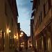 Rothenburg ob der Tauber, Bavaria. Night walker by EJK41