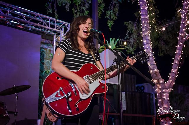 Jane N' The Jungle, Music Video Premiere - Shady Park 5-28-16